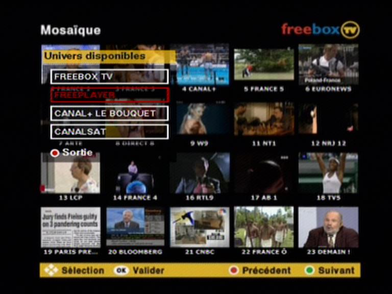 V4 TÉLÉCHARGER FREEPLAYER FREEBOX